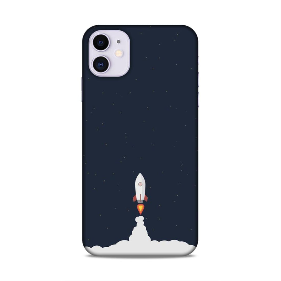 Space iPhone 11 Mobile Back Cover nx403