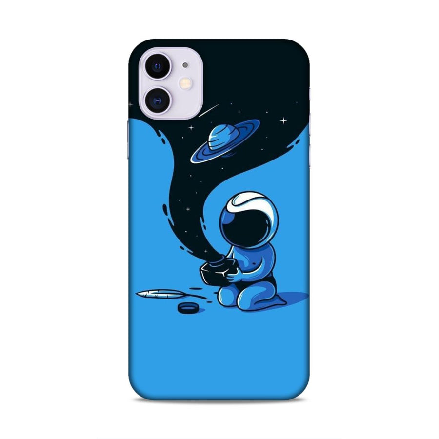 Space iPhone 11 Mobile Back Cover nx414