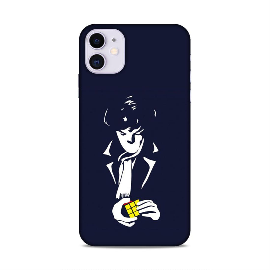 Sherlock Holmes iPhone 11 Mobile Back Cover nx476