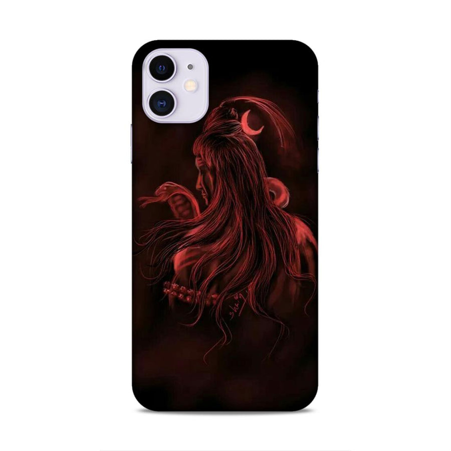 Indian God iPhone 11 Mobile Back Cover nx51
