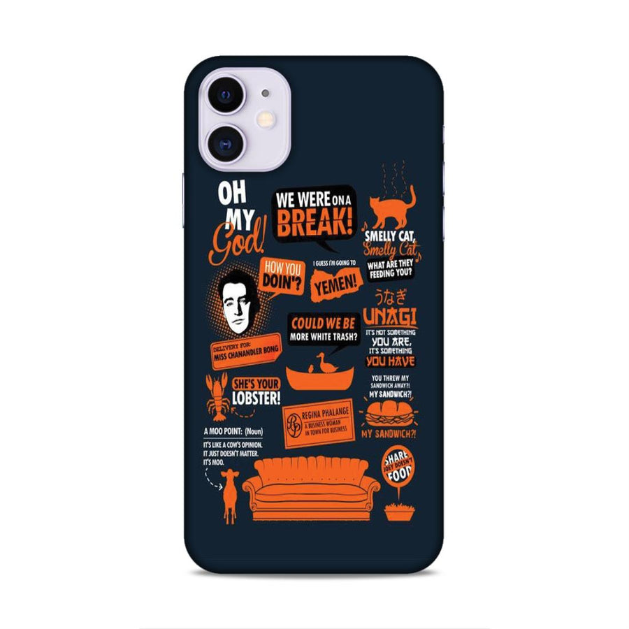 Phone Cases,Apple Phone Cases,iPhone 11,Friends