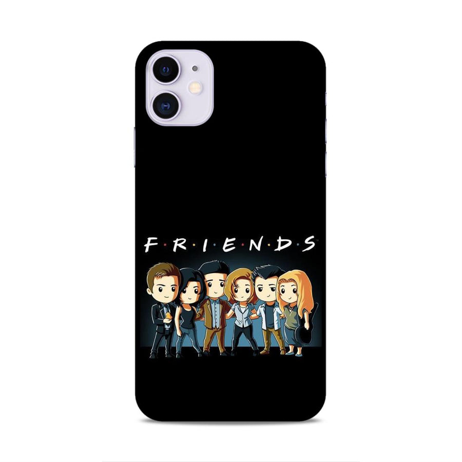 Friends iPhone 11 Mobile Back Cover nx609