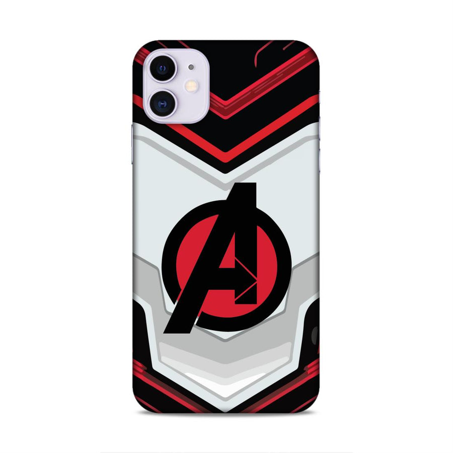 Avengers iPhone 11 Mobile Back Cover Nx681