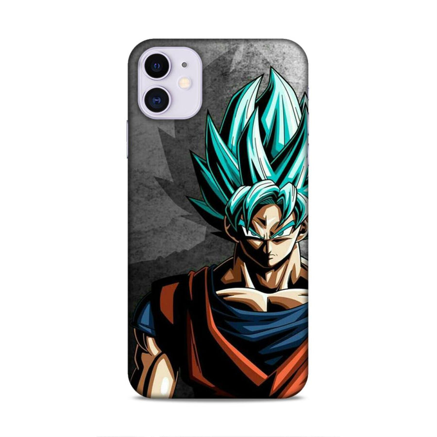 Goku  iPhone 11 Mobile Back Cover nx85