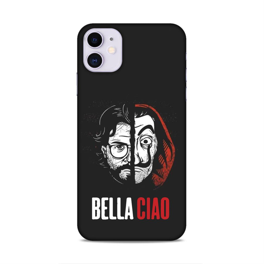 Money Heist iPhone 11 Mobile Back Cover nx929