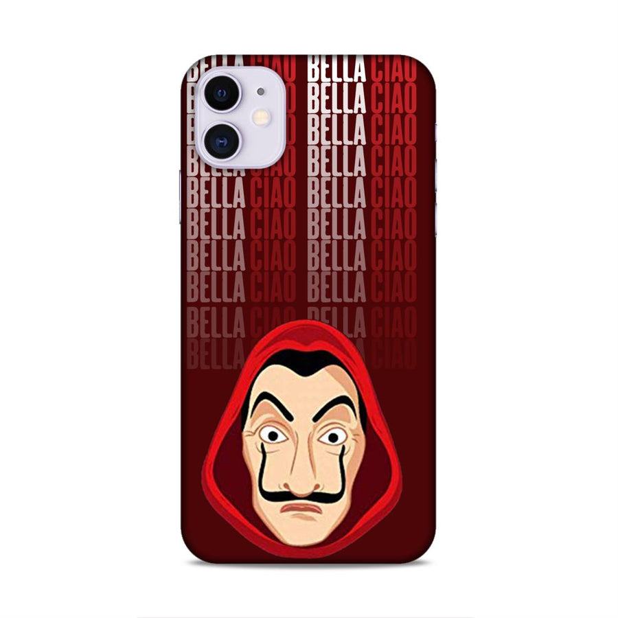 Money Heist iPhone 11 Mobile Back Cover nx933