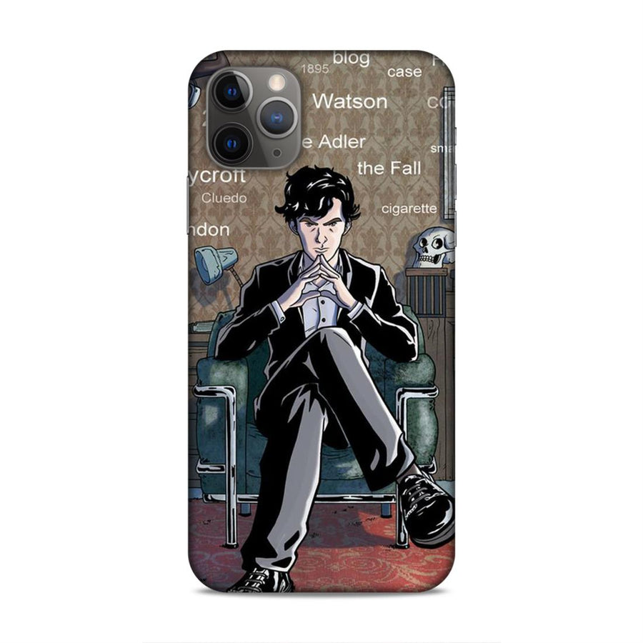 Soft Phone Case,Phone Cases,Apple Phone Cases,iphone 11 pro max soft case,Sherlock Holmes