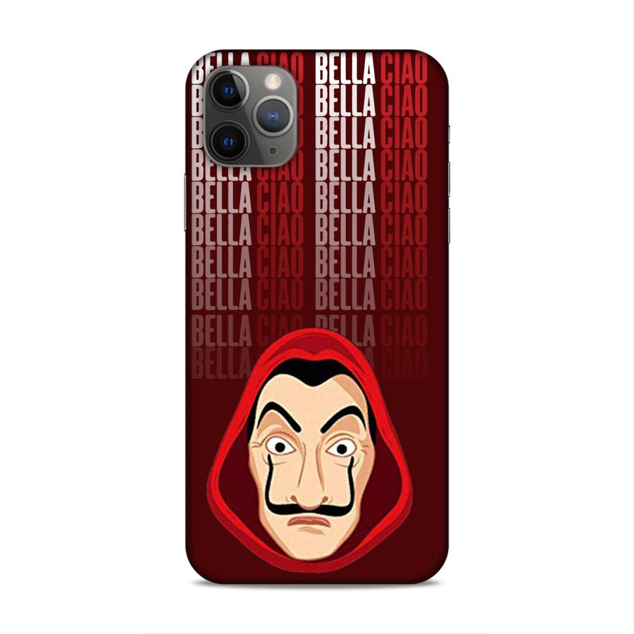 Money Heist iPhone 11 Pro Max Mobile Back Cover nx933
