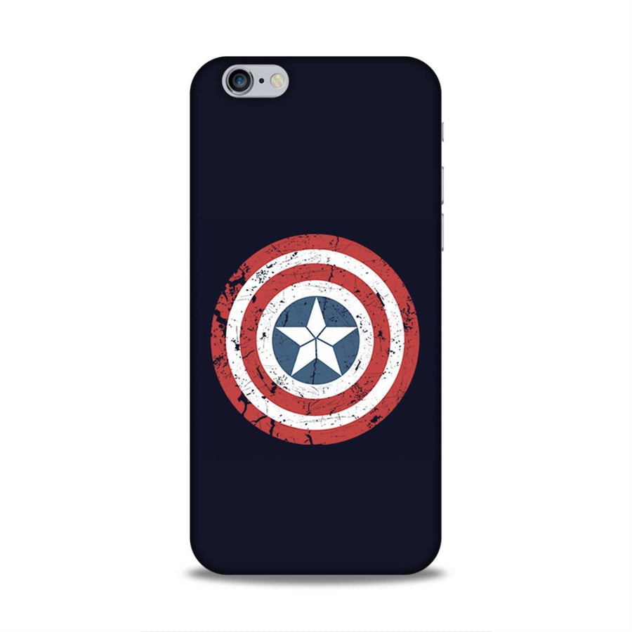 Phone Cases,Apple Phone Cases,iPhone 6/6s,Captain America