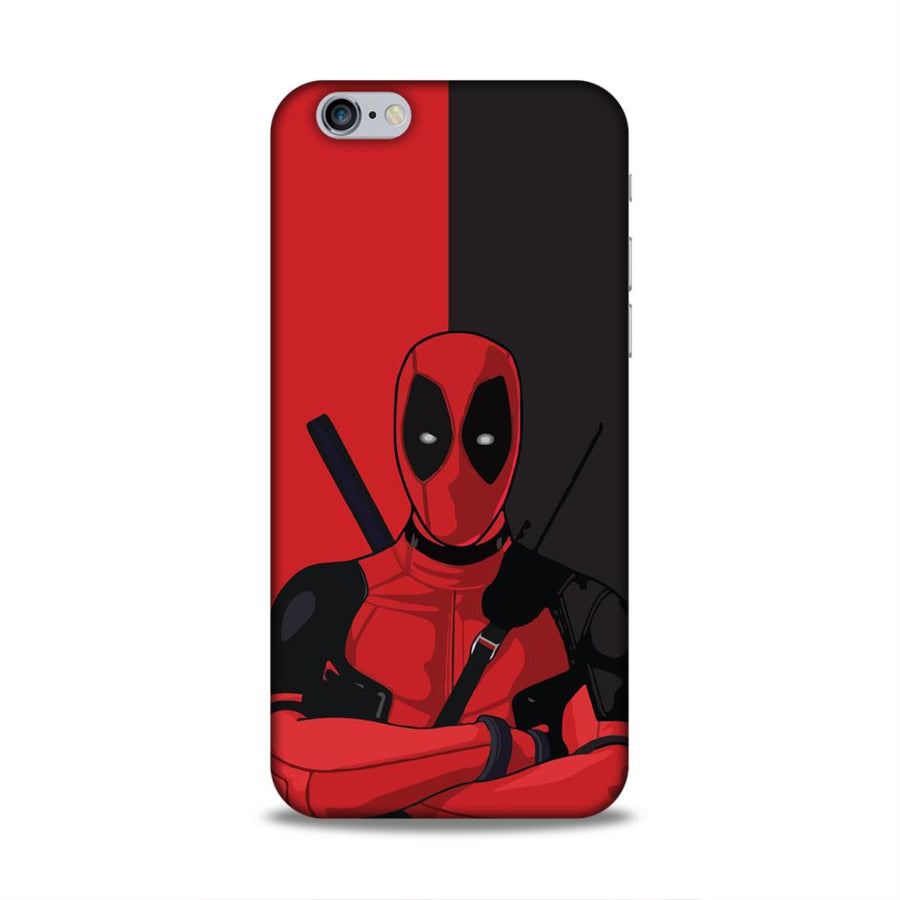 Phone Cases,Apple Phone Cases,iPhone 6/6s,Deadpool