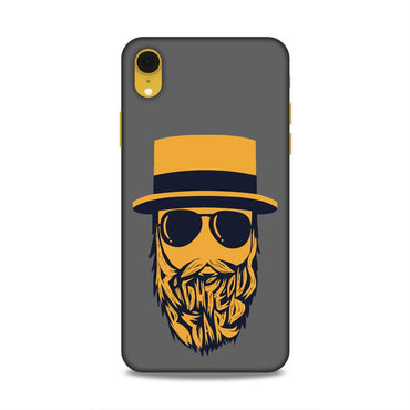 Phone Cases,Apple Phone Cases,iPhone XR,Beard