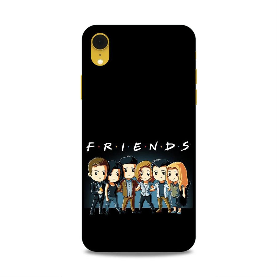 Friends iPhone XR Mobile Back Cover nx609