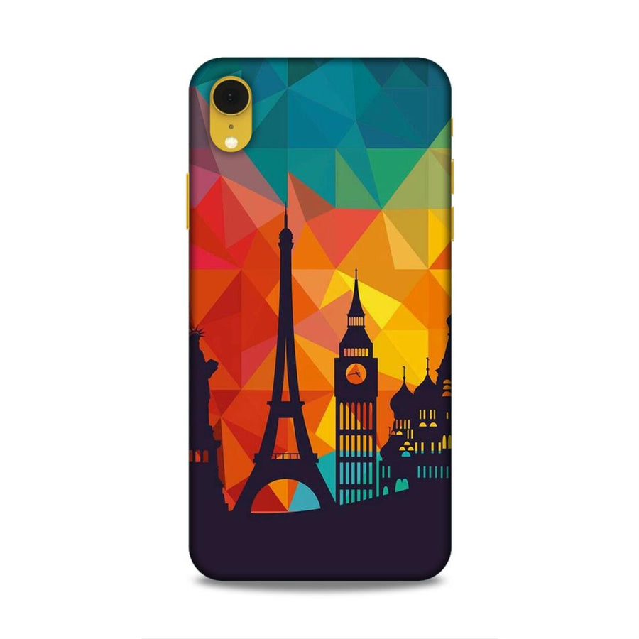 Skylines iPhone XR Mobile Back Cover nx656