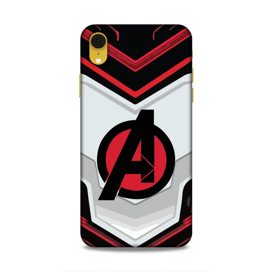 Avengers iPhone XR Mobile Back Cover Nx681