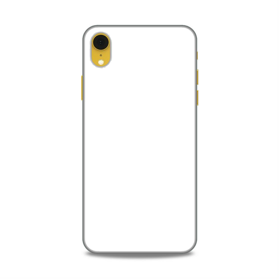 iphone xr Customize Back Cover