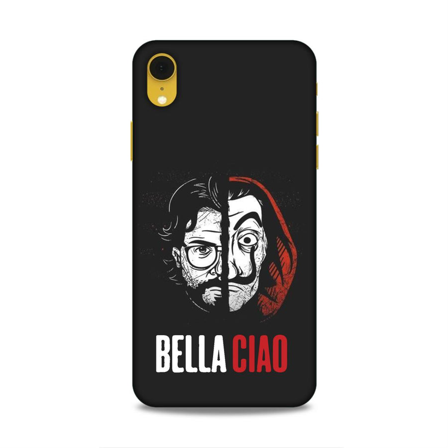 Money Heist iPhone XR Mobile Back Cover nx929