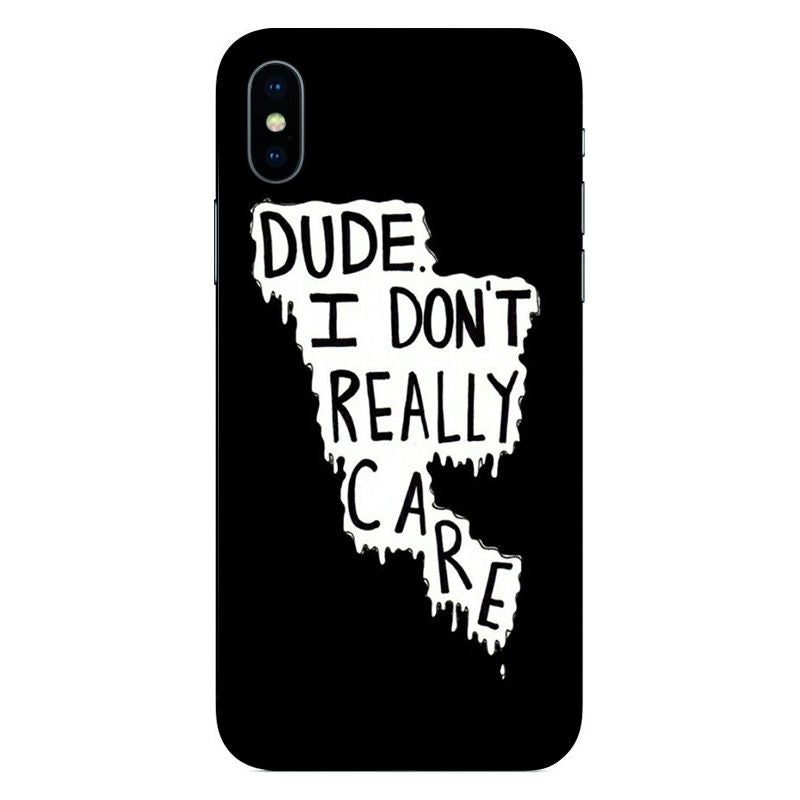 Phone Cases,Prinnted Phone Covers,Apple Phone Cases,iPhone Xs Max,Typography
