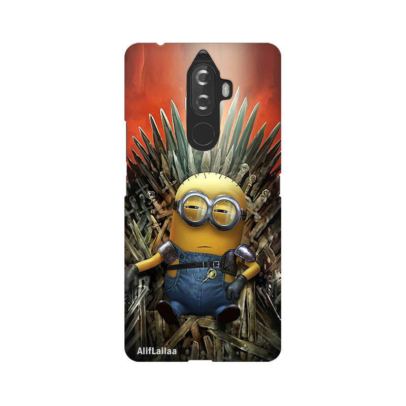 Minions,Lenovo K8 Note,Apple Phone Cases