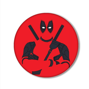 Deadpool Printed Pop Snap Grip