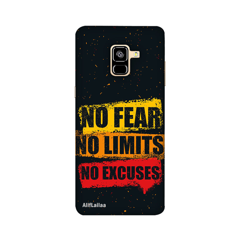 Good Vibes Samsung A8 Plus Sublime Case Nx355