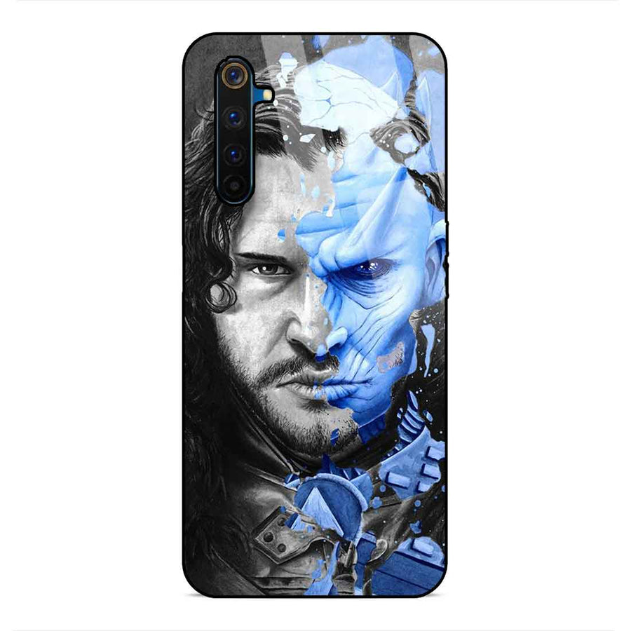 Glass Phone Cases,Real Me Phone Cases,Real Me 6 Glass Case