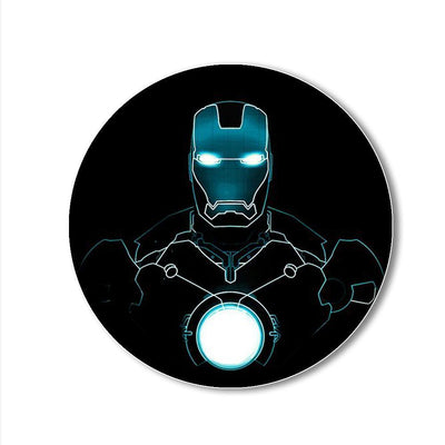 Ironman Printed Pop Snap Grip