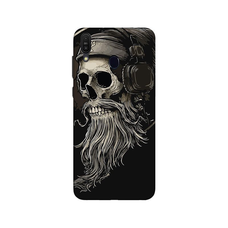 Samsung Phone Cases,Phone Cases,Samsung M20,Beard
