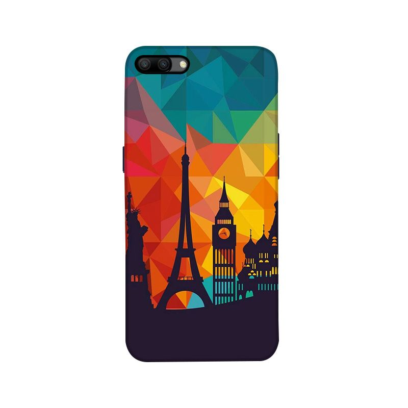 Phone Cases,Prinnted Phone Covers,Oppo Phone Cases,Oppo A3s,Skyline