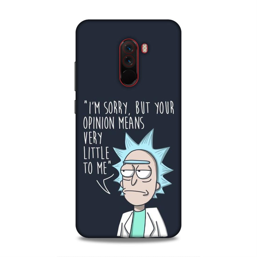 Phone Cases,Xiaomi Phone Cases,Poco F1,Cartoons
