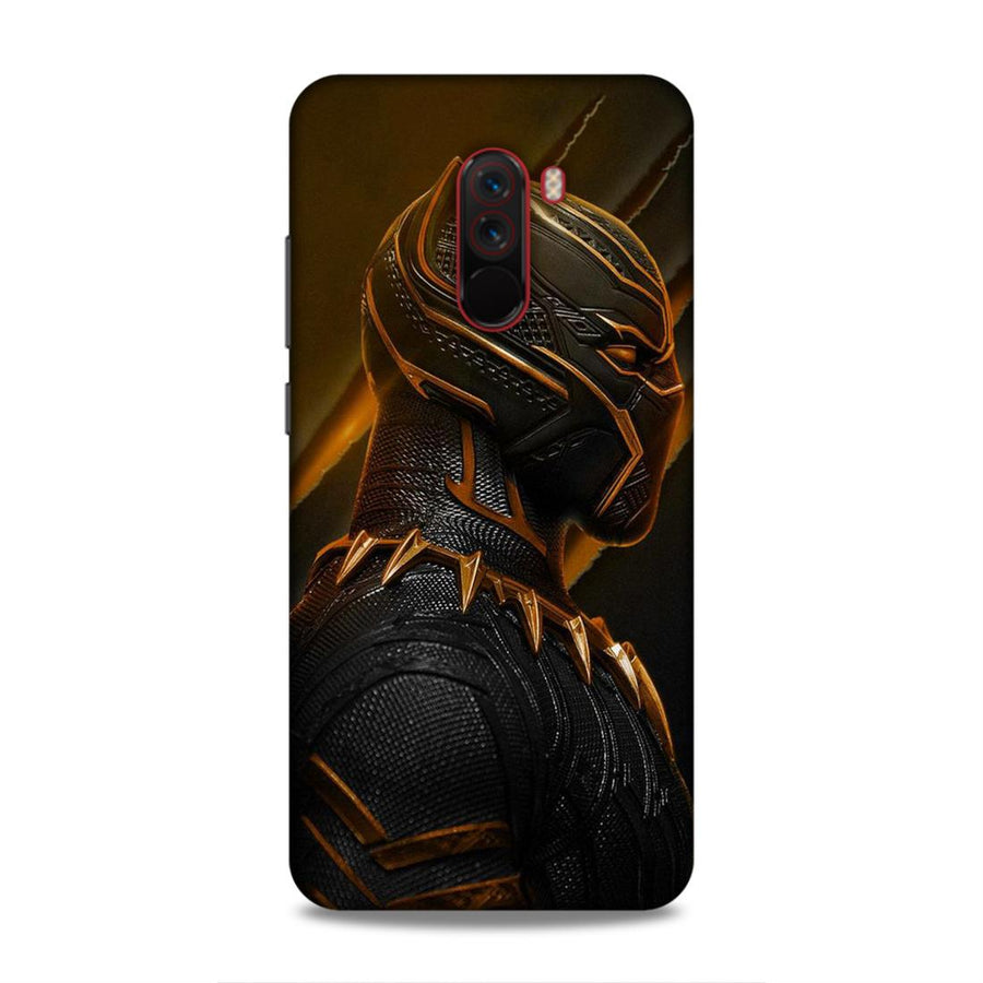Phone Cases,Xiaomi Phone Cases,Poco F1,Black Penther