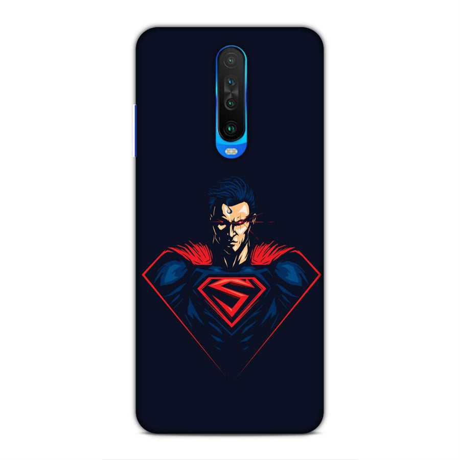 Spider Man Xiaomi Poco X2 Mobile Back Cover cx354