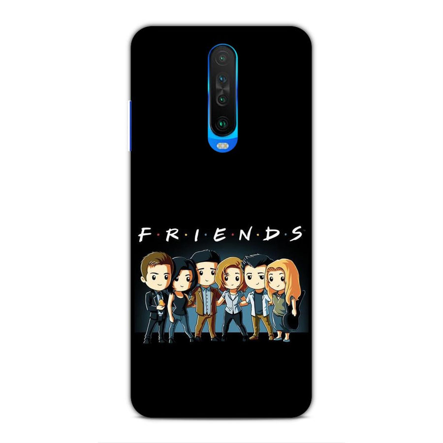 Friends Xiaomi Poco X2 Mobile Back Cover cx609