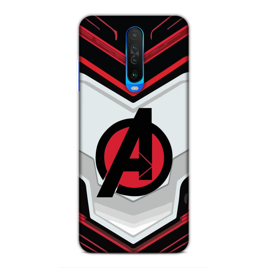 Avengers Xiaomi Poco X2 Mobile Back Cover cx681