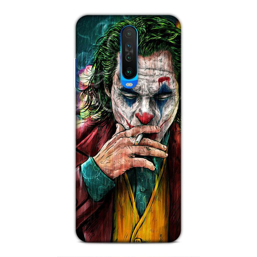 Joker Xiaomi Poco X2 Mobile Back Cover cx741