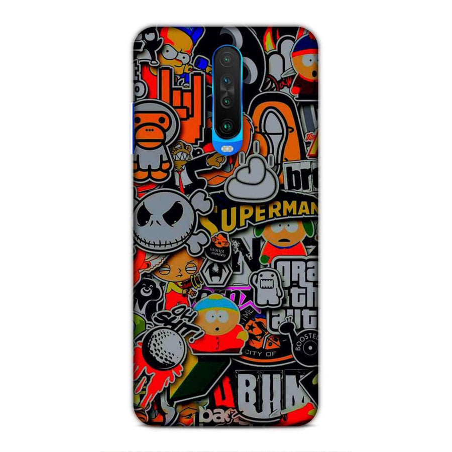 Phone Cases,Xiaomi Phone Cases,Xiaomi Poco X2,Abstract