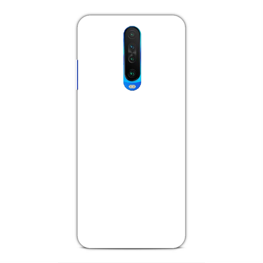 xiaomi Poco X2 Customise mobile cover
