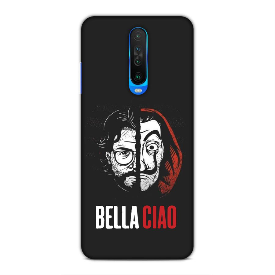 Money Heist Xiaomi Poco X2 Mobile Back Cover cx930