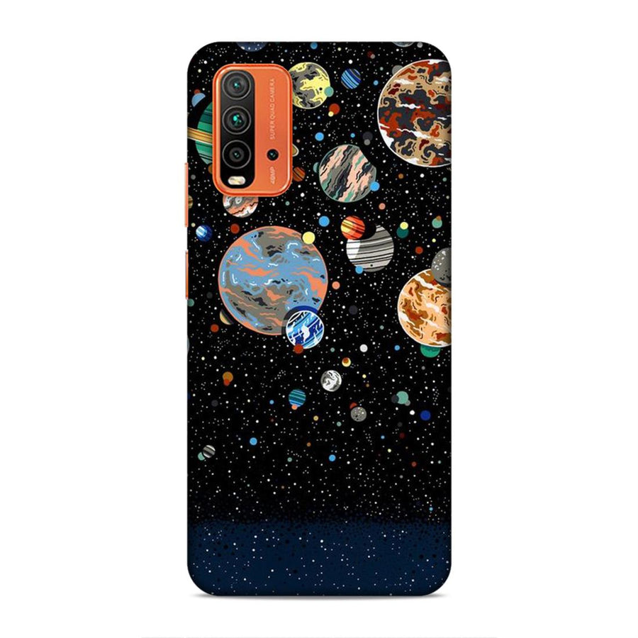 Abstract Redmi 9 Power Designer Phone Case nx 1261
