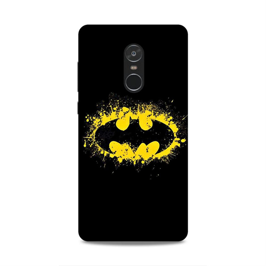 Batman Redmi Note 4 Mobile Back Cover nx247