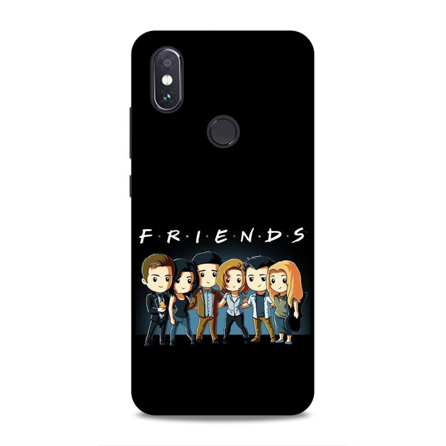 Phone Cases,Xiaomi Phone Cases,Redmi Note 5 Pro,Friends