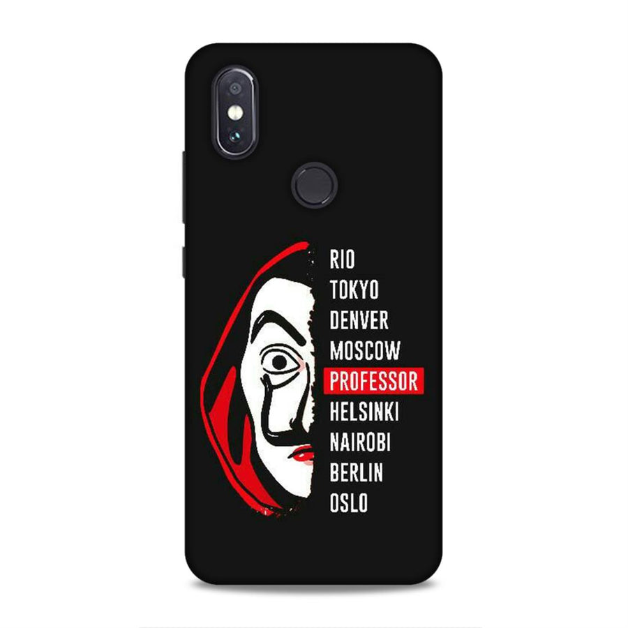 Phone Cases,Xiaomi Phone Cases,Redmi Note 5 Pro,Money Heist