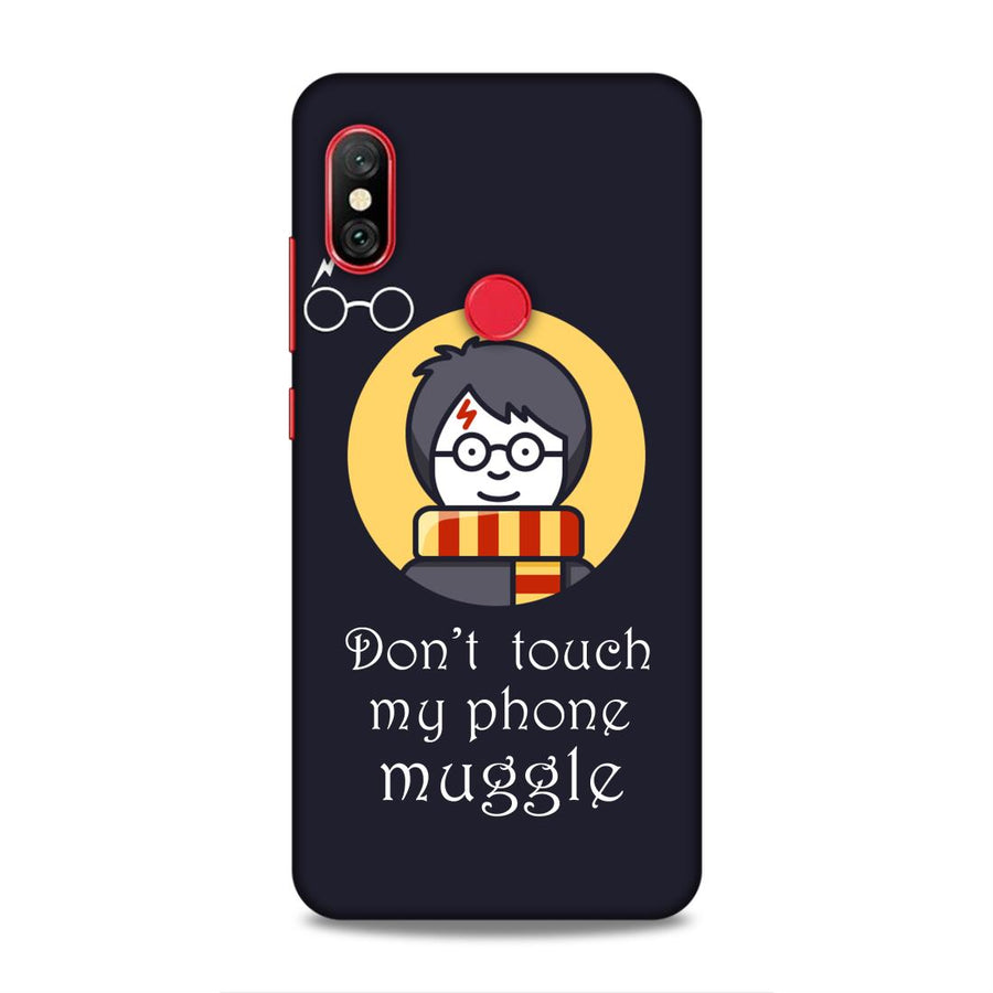 Soft Phone Case,Phone Cases,Xiaomi Phone Cases,Redmi Note 6 / Note 6 pro soft case,Money Heist