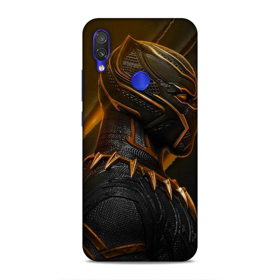 Phone Cases,Xiaomi Phone Cases,Redmi Note 7,Black Penther
