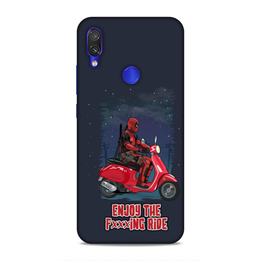 Phone Cases,Xiaomi Phone Cases,Redmi Note 7,Deadpool