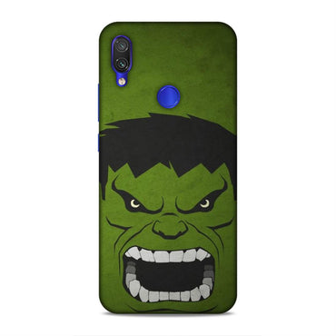 Phone Cases,Xiaomi Phone Cases,Redmi Note 7,Hulk