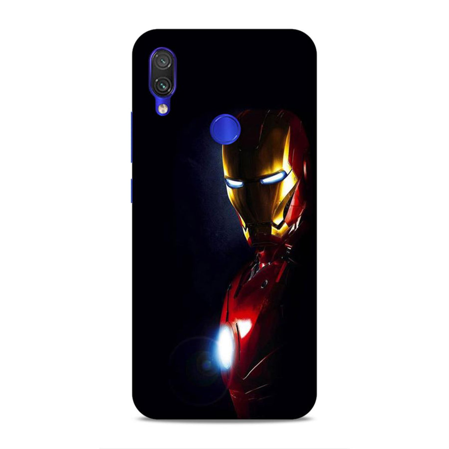 Phone Cases,Xiaomi Phone Cases,Redmi Note 7,Iron Man