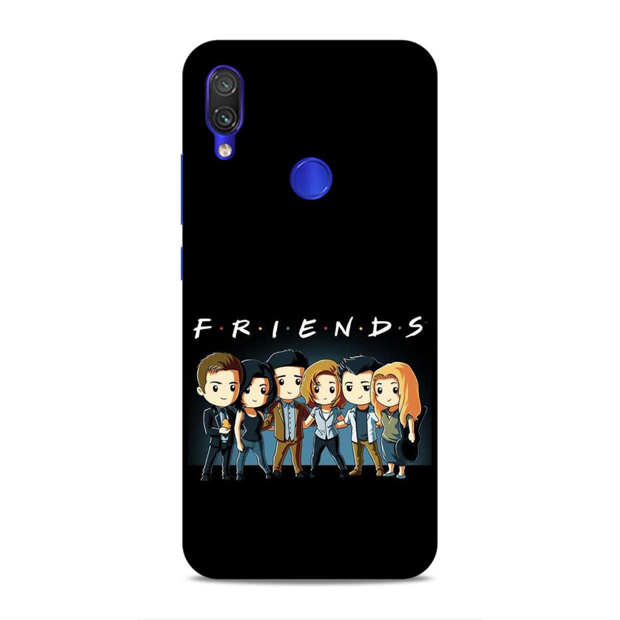 Phone Cases,Xiaomi Phone Cases,Redmi Note 7,Friends