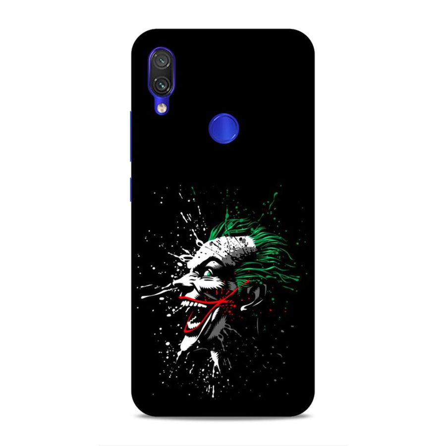 Batman Redmi Note 7 Pro Mobile Back Cover nx245