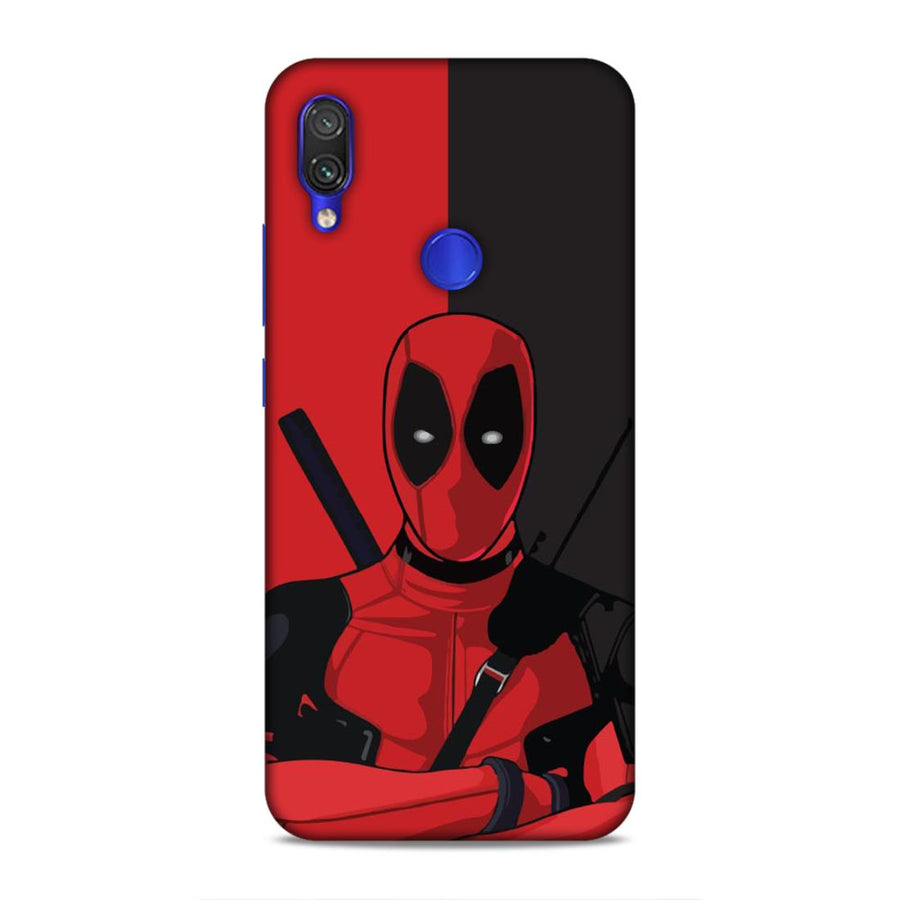 Deadpool Redmi Note 7 Pro Mobile Back Cover nx295