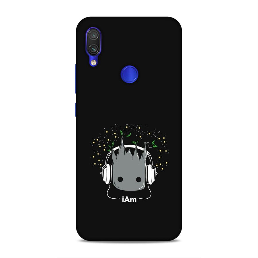 Typography Redmi Note 7 Pro Mobile Back Cover nx511